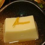 ひさ家 - 玉子豆腐
