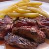 クレープリーダリマ - 料理写真:ステーキフリット