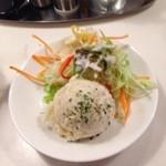 カルダモン食堂 - サラダ