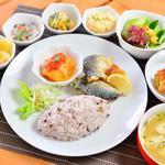 キッチンHANA-GASA - 【ランチ】サバ塩焼き750円