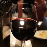 スペインバル ピー - ワインを頂きます♪