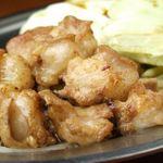 恵比寿カドヤ - ホルモン焼き