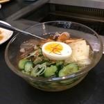 大苑 - 冷麺ハーフ!