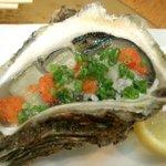 金すし - 岩牡蠣♪
