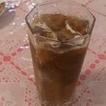 パッタマー - ・ランチについてたアイスコーヒー
