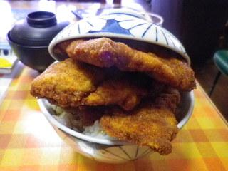 レストラン ふくしん - カツ丼大1050