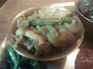 ネパリコ - 野菜のタルカリ