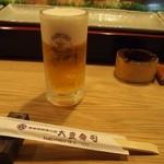 大豊寿司 - 生ビール