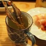大豊寿司 - ししゃも酒