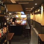 喜陽亭 - 長年飲食店を経営してきたベテランオーナーが、とことん惚れ込んでお店ごと買い取ったという、とんでもない伝説を生み出した程の出汁が自慢です。