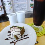 Spuma Dining Dessert - デザート