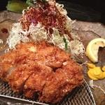 とん鈴 - 良い肉は、やっぱり塩で食すべし!!