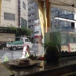 四ツ橋カフェ - 太陽が差し込んだ明るい店内☆