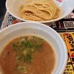 つけ麺 津気屋 - 2013/10つけ麺中盛りで