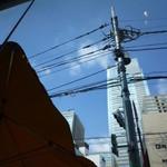 マーサーブランチ - 店内からの眺め~ミッドタウン