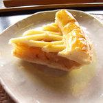 珈琲蔵人 珈蔵 - アップルパイ