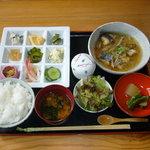旬彩 笑らび - お昼の日替わり定食