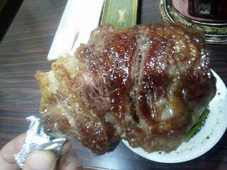 らむ舎 - らむステーキ1680円