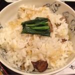 21781242 - お代わり自由の松茸ご飯