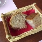 トラットリア アドリアーノ - パン