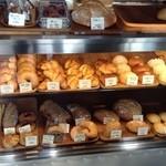 ボン・ボランテ - 素朴なパンが多いように思う