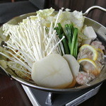 渋谷 りふじん - コラーゲン鍋