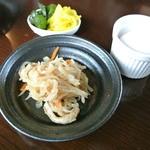渋谷 りふじん - 漬け物、惣菜、生卵
