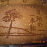 陸前高田物産センター - 料理写真:奇跡の一本松たまごせんべい