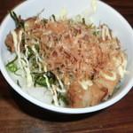 壬六ラーメン - 角煮丼250円