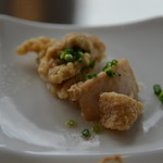 さがんれすとらん 志乃 - 有田鶏の揚げ煮