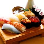 笹寿し - 料理写真:特々上にぎり
