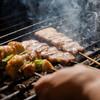 鳥蔵 - 料理写真:『鳥蔵』自慢の炭火焼鳥を召し上がれ