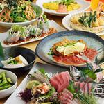 居酒家 海鮮処 なかやま - 料理写真:宴会コース 例