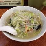 珍来 - タンメン、日替わりサービスで500円