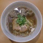 麺屋三郎 - 2013年 10月限定 煮干しガツンらぅめん(850円)