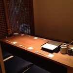 とり田 - 個室3部屋完備。最大10名様ご用意できます