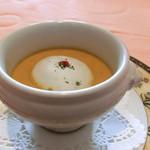 リヨンペラーシュ - 緑黄色野菜のポタージュスープ
