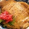 農村レストランつつじ亭 - 料理写真:カツ丼(800円)