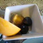 ミミ - 柿、ピオーネ、グレープ