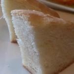 Rapan - パンがいまいちだった。。