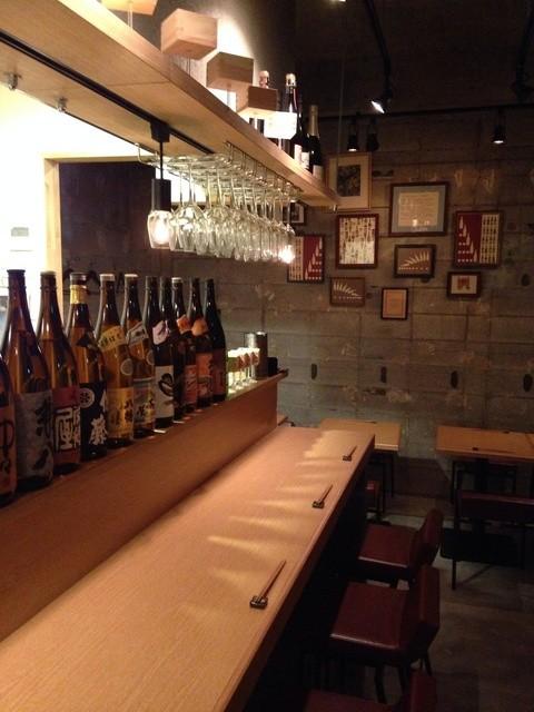 日本酒バル サカノチカ