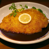 洋食亭ブラームス - 豚ヒレ肉のカツレツ