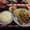 ドン・ドン - 料理写真:【ランチ】生姜焼き定食
