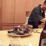 fukuna - 岩手から幻の珍味「香茸」 宮崎初登場なのら!