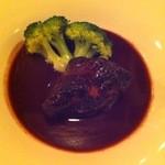 21802887 - 岩手県産 牛ほほ肉赤ワイン煮