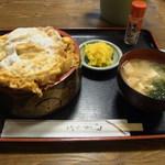 嵯峨野 - カツ丼