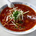 宮下 - ラージャン麺(勝浦タンタン麺)