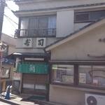 21806927 - 普通の町のお寿司屋さんに見えますが