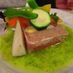 テリーヌ食堂 - 料理写真: