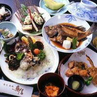 魚信旅館 - 一番人気のオコゼ会席
